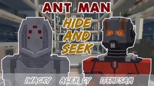 Baixar Hide and Seek - ANT MAN para Minecraft 1.12.2