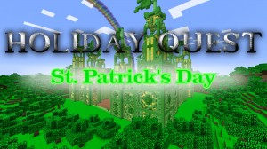 Baixar Holiday Quest: St. Patrick's Day para Minecraft 1.11