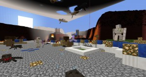 Baixar Tales of Nira 1 - Battle Front para Minecraft 1.8.1