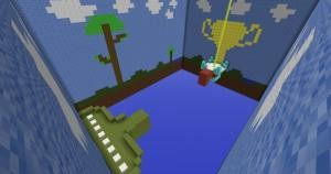 Baixar Parkour Sandbox 2: Kinetic Dash para Minecraft 1.8.1