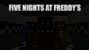 Baixar Five Nights at Freddy's para Minecraft 1.8