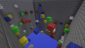 Baixar Multi-Colored Parkour: The Death Penalty para Minecraft 1.4.7