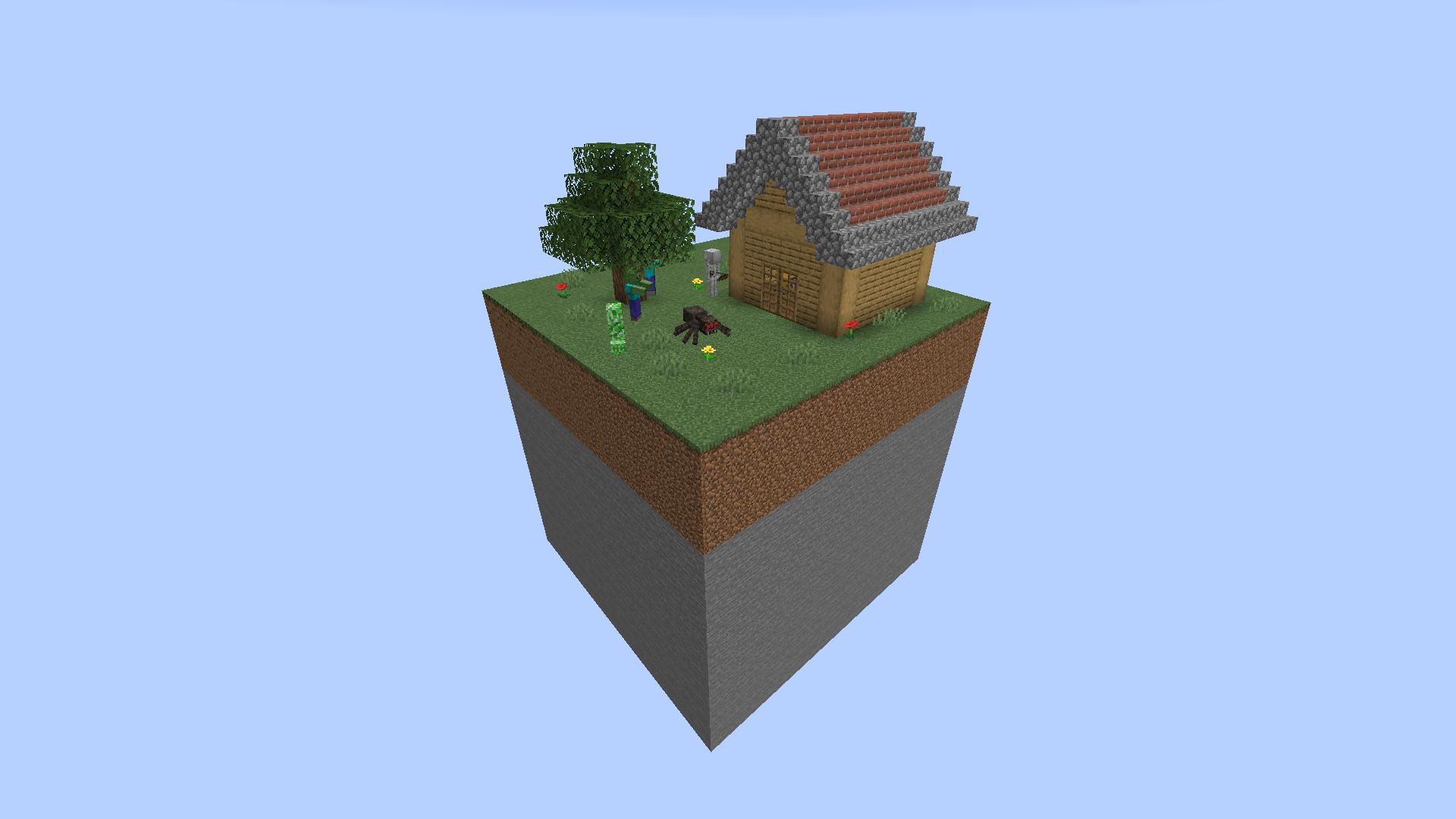 Baixar «Chunk Defense» (9 mb) mapa para Minecraft