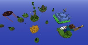 Baixar Islands of Phoris para Minecraft 1.8.9