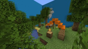 Baixar An Advanced Find the Button para Minecraft 1.14.4