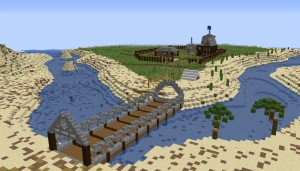 Baixar The Kingdom Survival para Minecraft 1.14.4